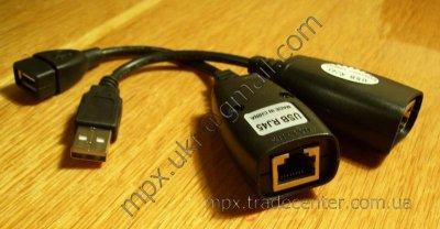 Активный USB удлинитель.