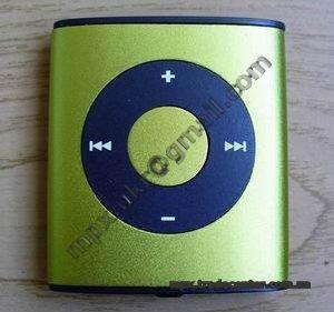 Китайский ipod shuffle 4g, вид спереди.