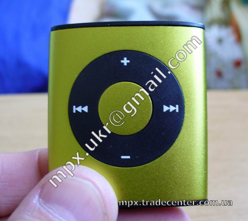 Китайский MP3 плеер, копия ipod shuffle 4g.