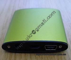 Китайский ipod shuffle 4g, вид сзади.