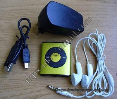 Комплектация китайского ipod shuffle 4g.