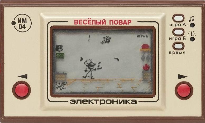 Электроника Весёлый Повар.