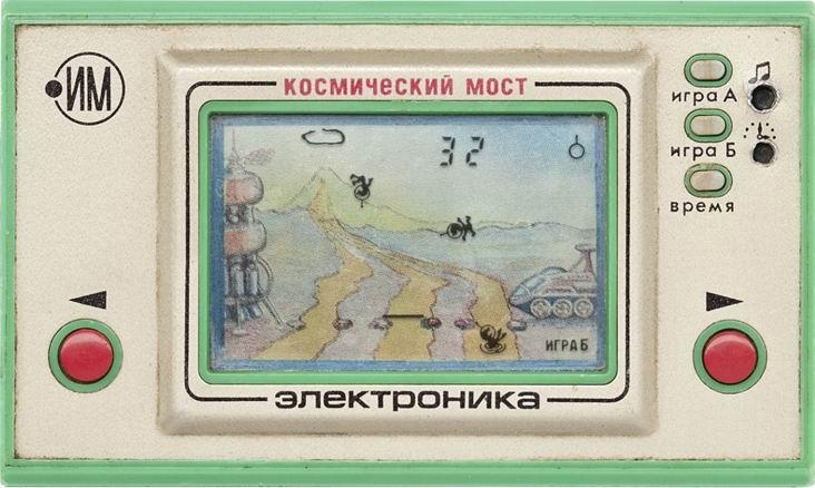 Электроника Космический Мост.