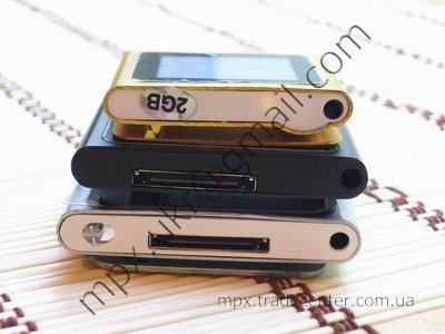 Контактные разъемы китайских ipod nano 6g.
