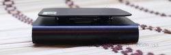 Китайский ipod nano 6g черного цвета (сенсорный), вид слева.